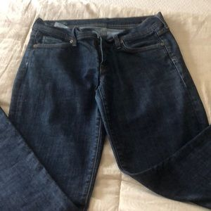 Citizens of humanity Ava stretch low waist jeans
